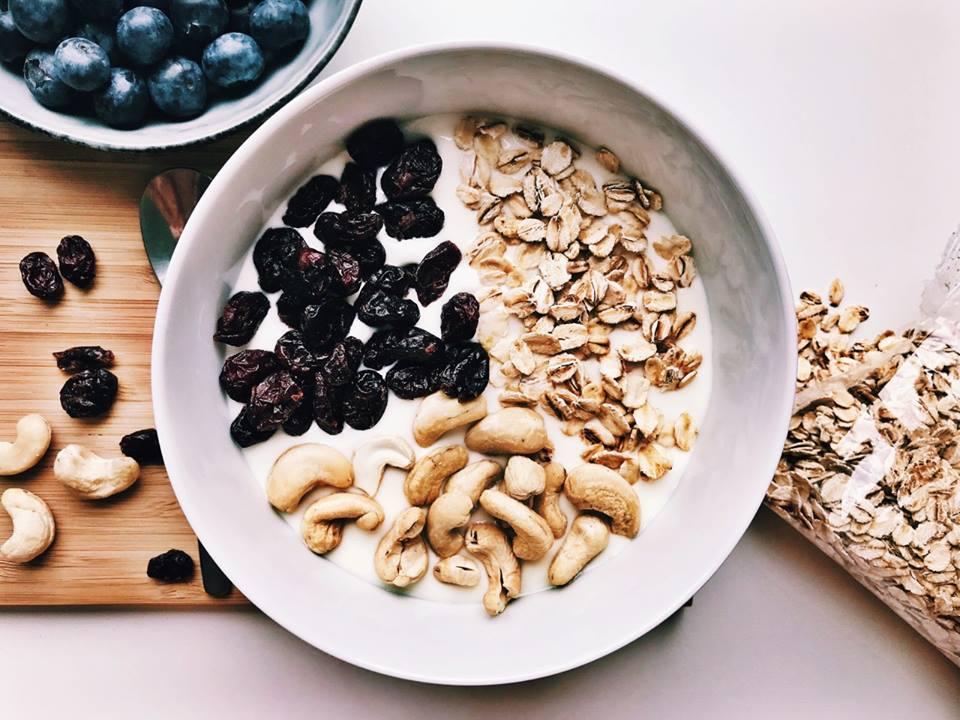 Ideal breakfast combinations