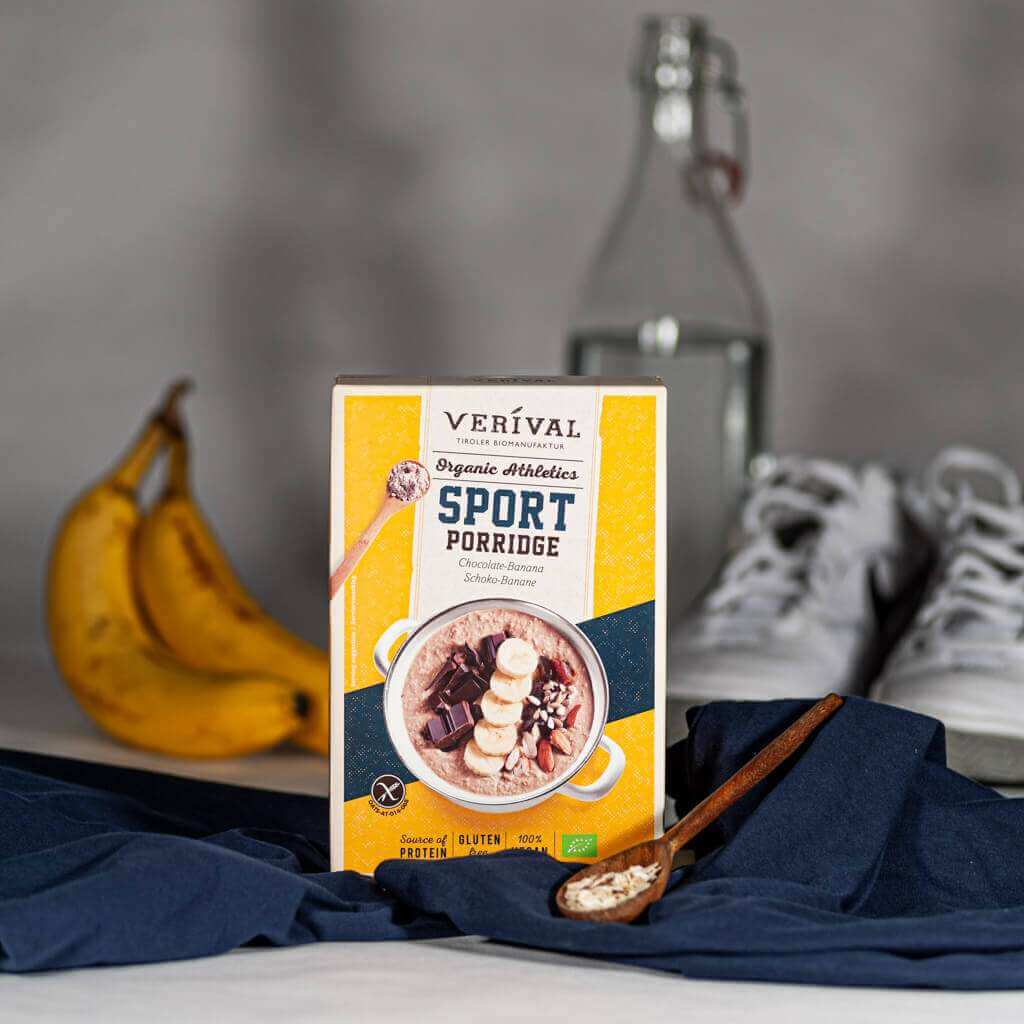 Sport Porridge von Verival