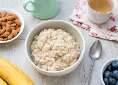 Abnehmen mit Porridge
