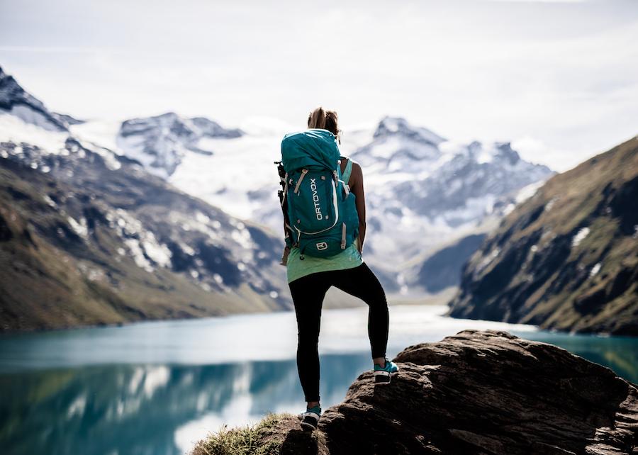 Wandern Bewegung Alltag