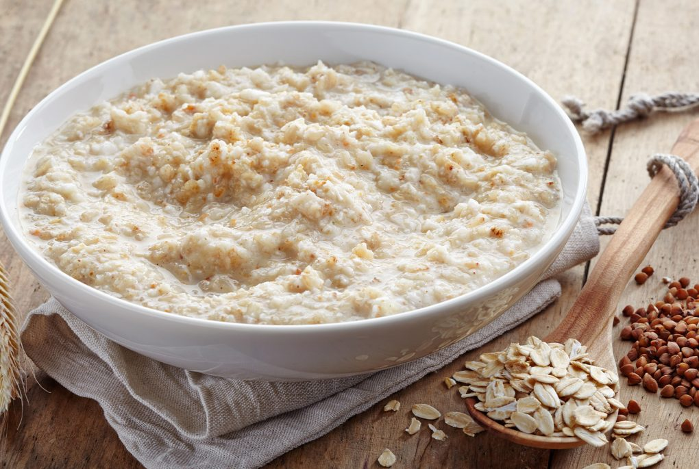 Diese Nährstoffe sind im Porridge enthalten