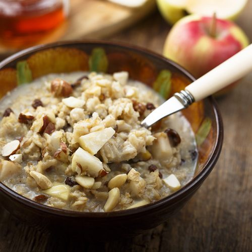 The Original Bircher Muesli Recipe