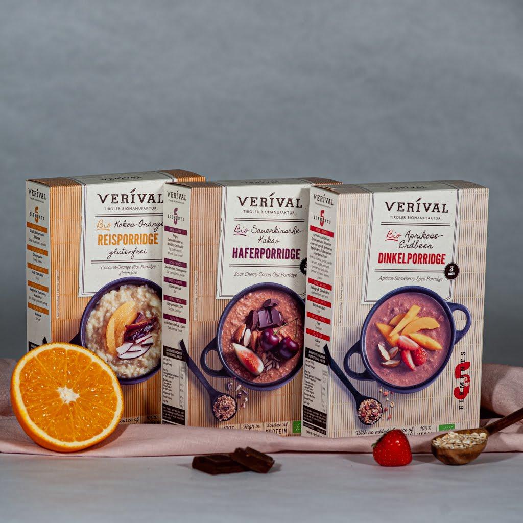 TCM Porridge Verival