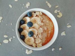 Porridge mit dem Thermomix zubereiten