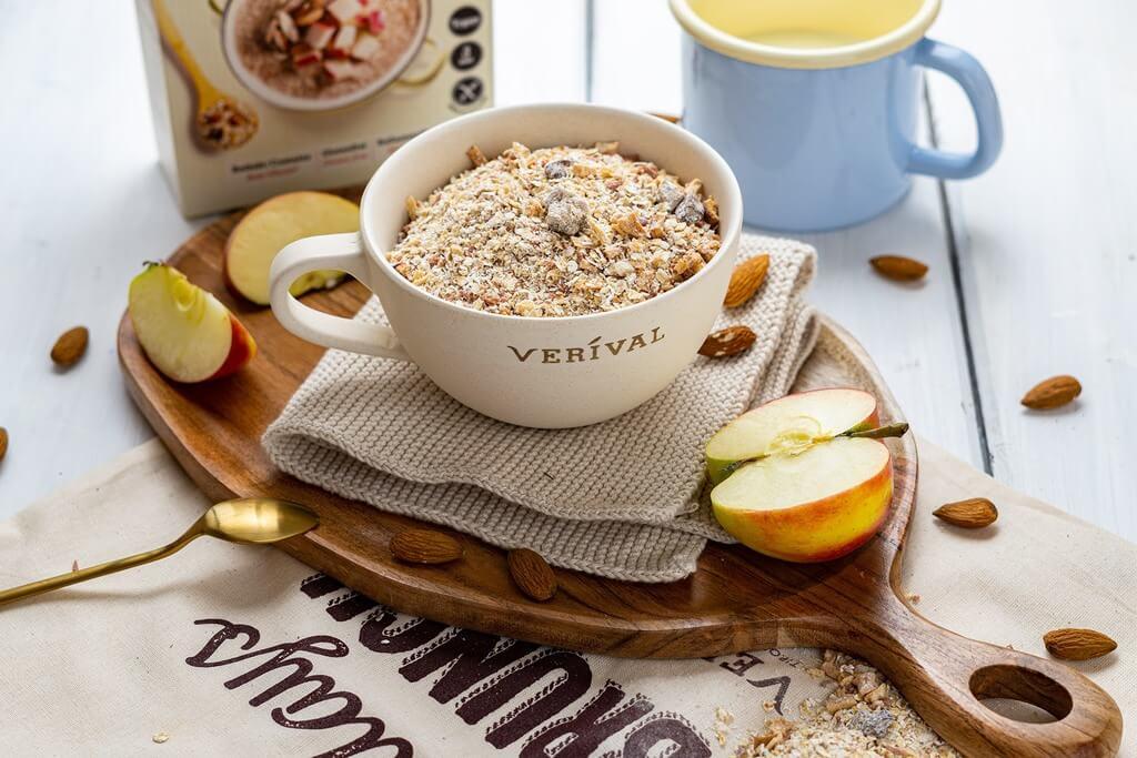The Bircher Porridge also contains a high level of magnesium.