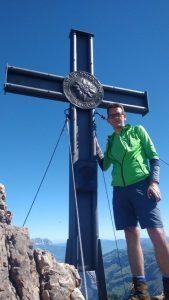 Mountain Rescuer Johann Strasser