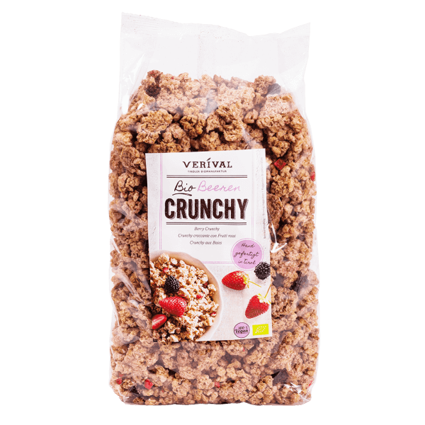 UK-40154 Muesli with wild berries 1400g