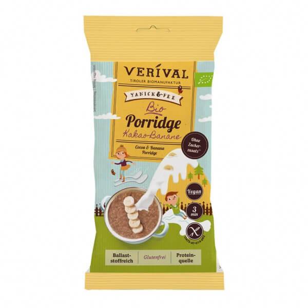 Cocoa & Banana Porridge 45g