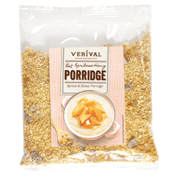 Apricot & Honey Porridge 80g