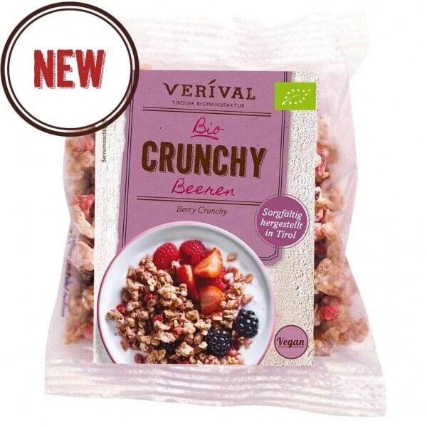 Verival Beeren Crunchy 55g