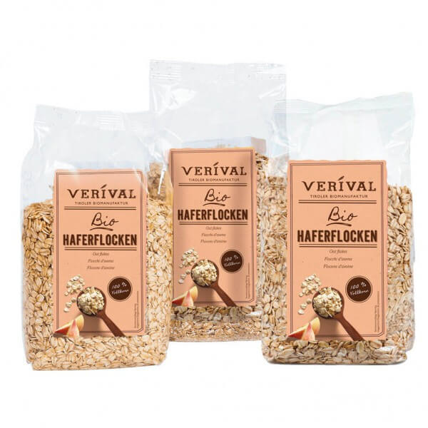 3-pack Oat Flakes (3x 500g)
