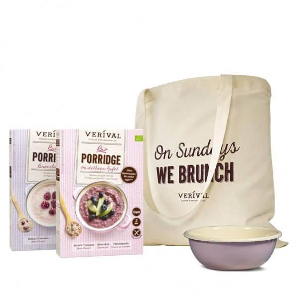 """Porridge set """"For the berry hunger"""""""
