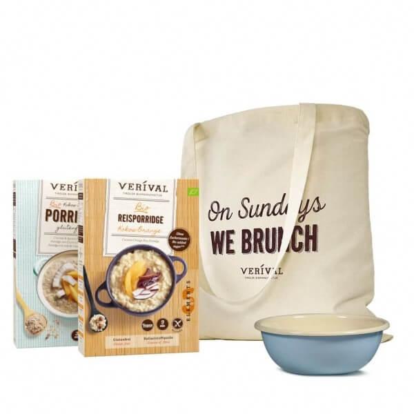 """Porridge set """"For coconut lovers"""""""
