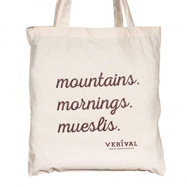 Verival Organic Shopping Bag
