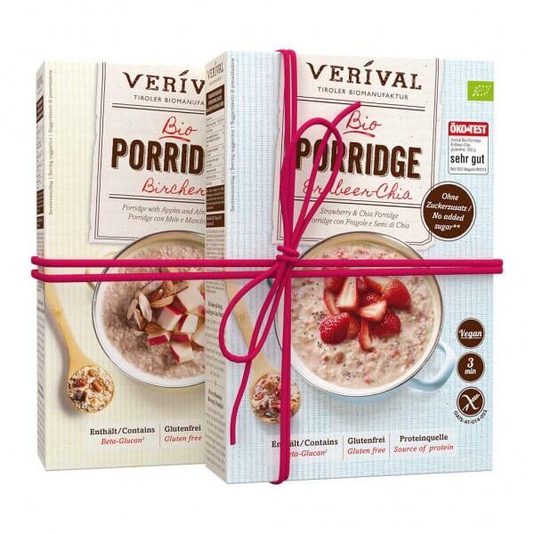 Porridge-Probierpaket