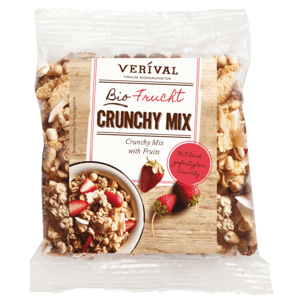 Crunchy Mix with Fruits 45g