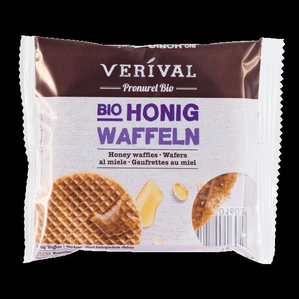 Verival 2-er Honig Waffeln 60g