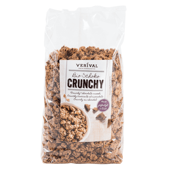 UK-40074 Crunchy chocolate muesli 1500g