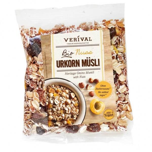 Heritage Grains Muesli with Nuts 60g