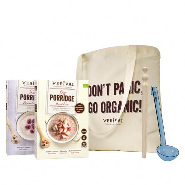 Porridge for advanced