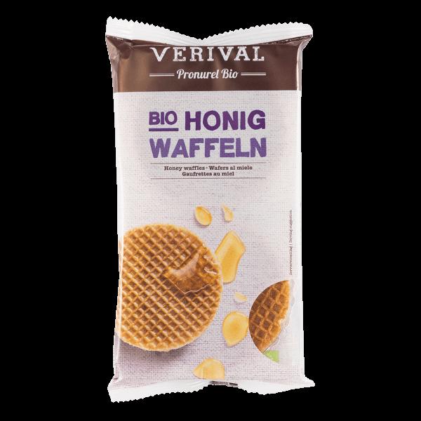 UK-808100 Honey Waffles 175g