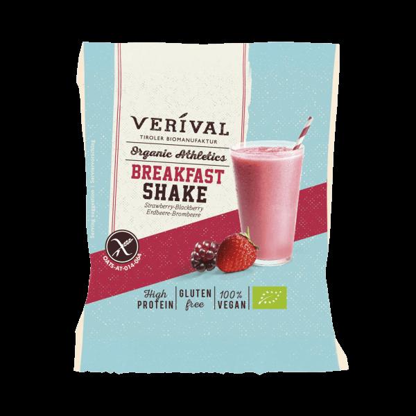 Verival Breakfast Shake Erdbeere-Brombeere