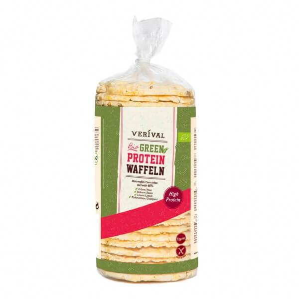 Green Protein Corn Cakes
