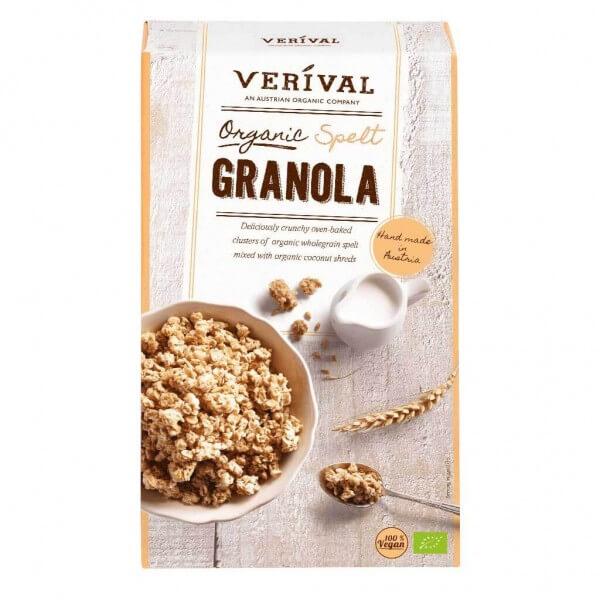 Verival Spelt Granola