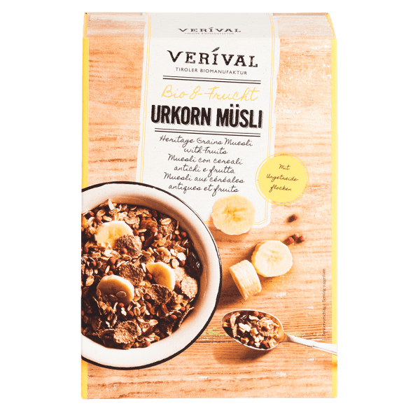 UK-40021 Heritage Grains Muesli with Fruits