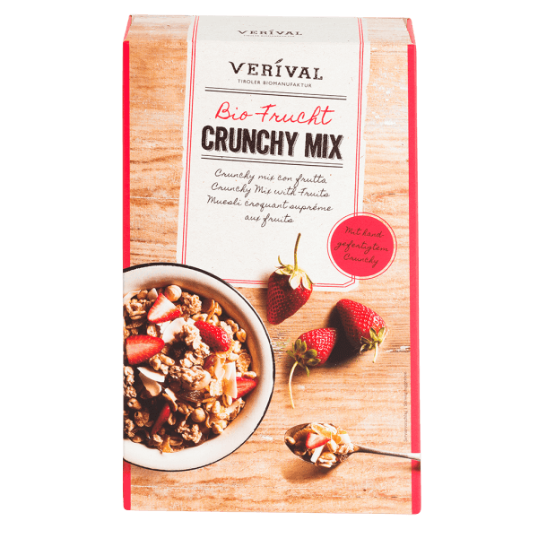 UK-40068 Crunchy Mix with Fruits