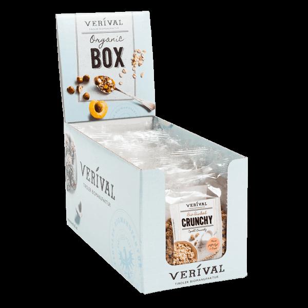 UK-40089 Cereal-Box Spelt Crunchy 8x 70g