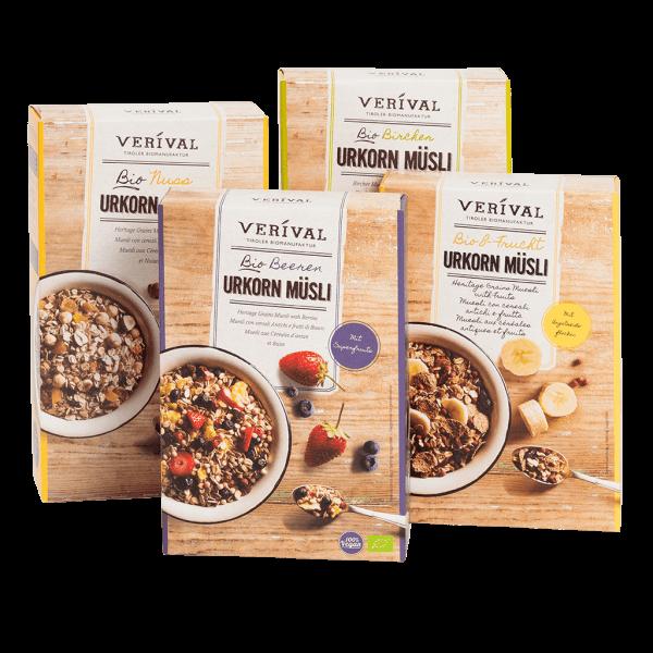 UK-999007 Urguten Morgen mit Verival Weizen