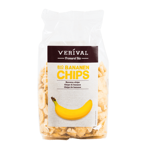 Verival Bananenchips