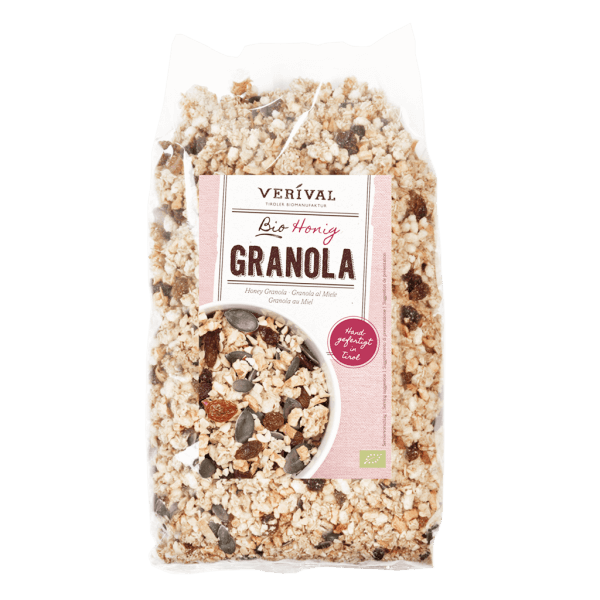 UK-40171 Honey Granola 1400g
