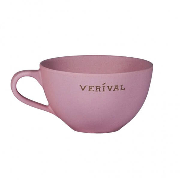 Verival Porridge Cup pastel pink