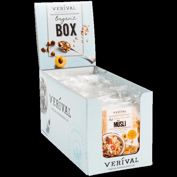 UK-40162 Cereal-Box Coconut-Apricot Muesli