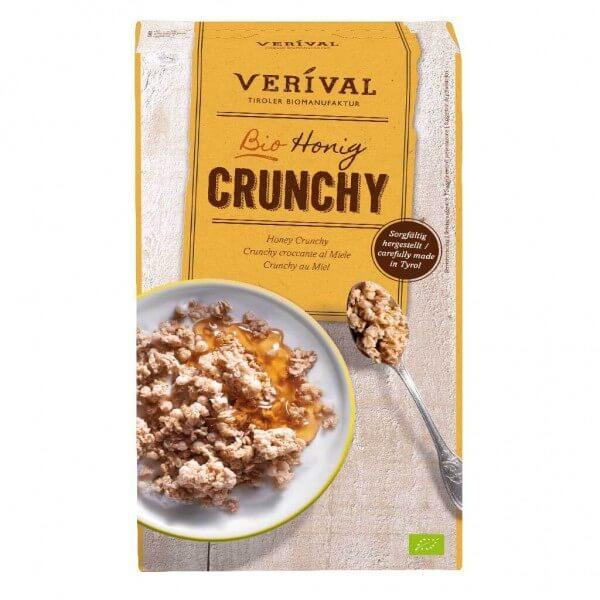 Verival Honig Crunchy 375g