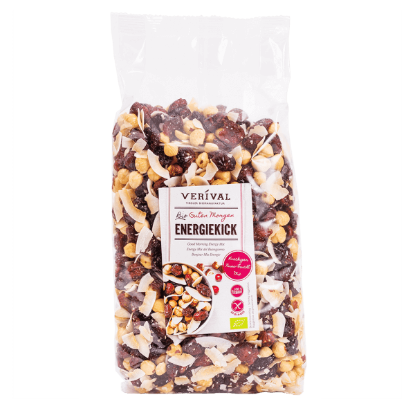 UK-40166 Good morning organic energy mix 1000g