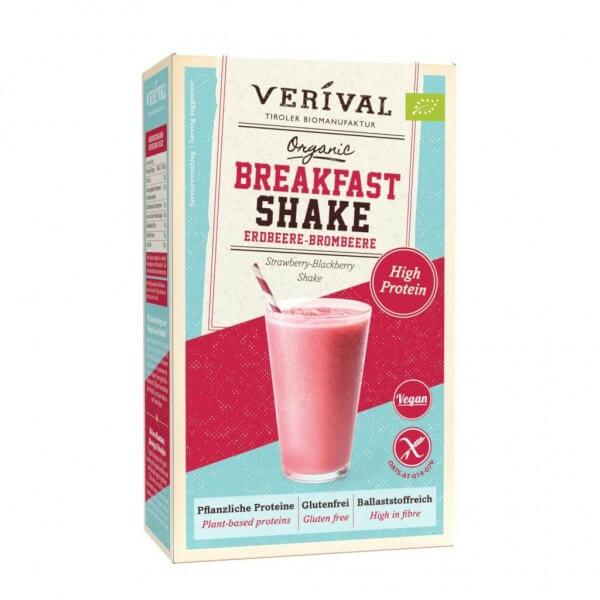 Breakfast Shake Strawberry-Blackberry 280g