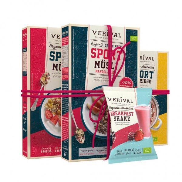 Verival Sport-Protein Frühstückspaket