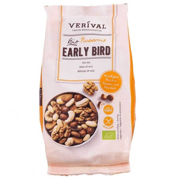 Verival Early Bird Nussmix