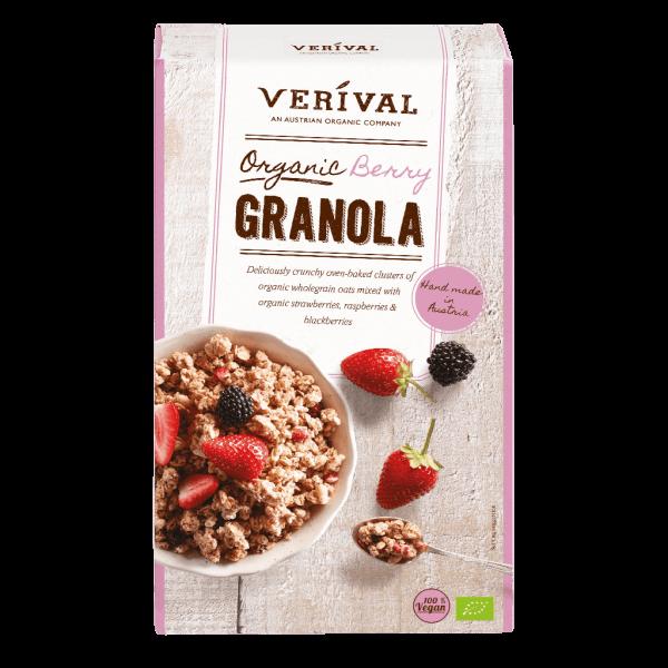 UK-40186 Berry Granola